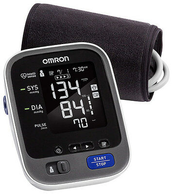 Omron - 10 SERIES CONNECTED Advanced Accuracy Upper Arm Blood Pressure Monito...