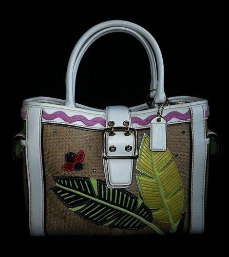 Ladybug Handbags Purses