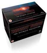 Knight Rider DVD