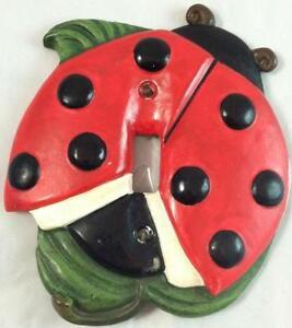 Ladybug Nursery Decor