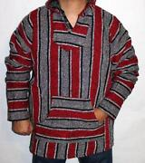 Mexican Poncho Hoodie