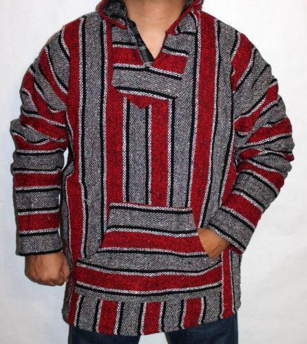 Mexican Poncho Hoodie | eBay