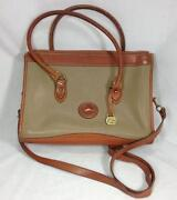 Vintage Dooney and Bourke Briefcase