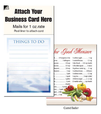 THINGS TO DO MAGNET BUSINESS CARD CLOUDS NOTEPADS CHEAP MARKETING NOTE - Cheap Notepads