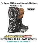Motocross Boots 12