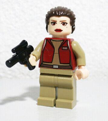 Padme Amidala Senator 9515 w/ Blaster Clone Wars Star Wars LEGO Minifigure (Padme Amidala Blaster)