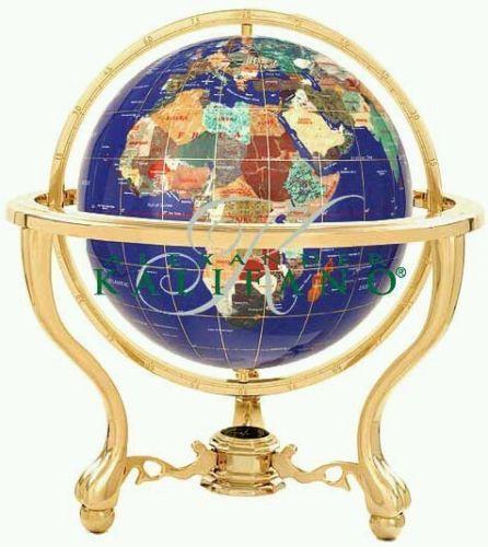Gemstone World Globe Ebay