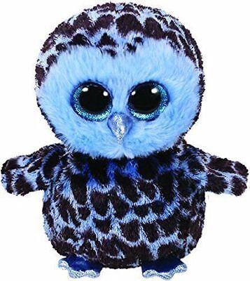 Yago Owl Ty Beanie Boos Plush stuffed animal figure 6