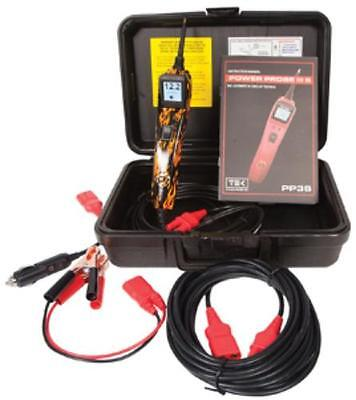 Power Probe Pp3s06as 3s With Case Accessories - Fire