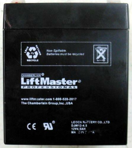 Liftmaster Battery Backup Garage Doors Amp Openers Ebay