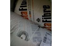 CAVITY WALL INSULATION BLOWN LOFT ROLL ROOF INSULATION 100mm x 10.1m