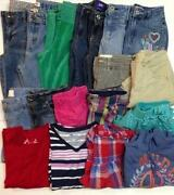 Girls Shorts Size 12 Lot