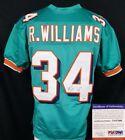 Professional Sports (PSA/DNA) Miami Dolphins NFL Original Autographed Jerseys