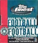 Topps Finest Sports Trading Boxes