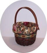Longaberger Medium Fruit Basket