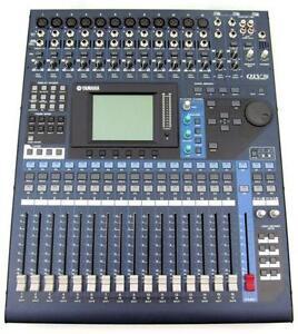 recording console live studio mixers ebay. Black Bedroom Furniture Sets. Home Design Ideas