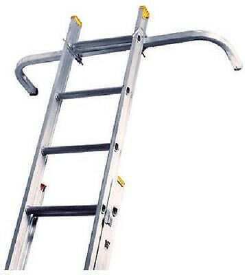Louisville Lp-2200-00 48 U Shaped Aluminum Extension Ladder Stabilizer Bar
