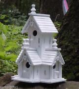 Victorian Bird House
