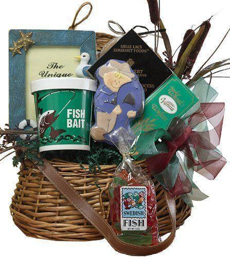 Fishing Gift Basket EBay