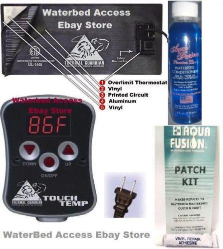 Digital Waterbed Heater Ebay