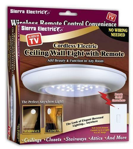 Cordless Ceiling Light | eBay