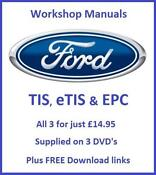 Workshop Manuals on CD