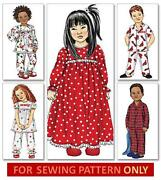 Kids Pajama Patterns