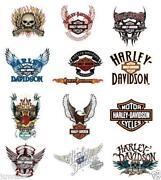 Harley Davidson Party Favors