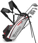 TaylorMade Juniors Complete Set Golf Clubs