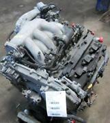 Nissan Murano Engine