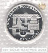 10 DM 1000 Jahre Potsdam