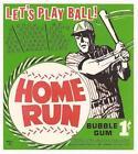 Baseball Card Vending Machine