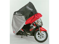 Oxford Rainex Deluxe Motorcycle Cover - Small Scooters
