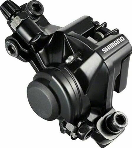 Shimano BR-M375 Mechanical Disc Brake Caliper Mountain Front or Rear  Black