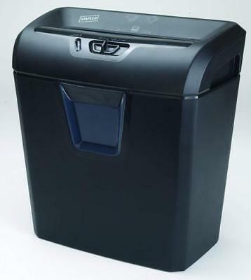 Spl-txc82a 8-sheet Cross-cut Paper Credit Card Shredder New In Box