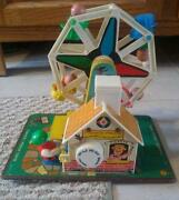 Fisher Price Toy Box