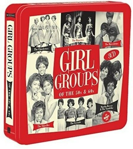 Various Artists - 50 / 60S Girl Groups [New CD] UK - Import