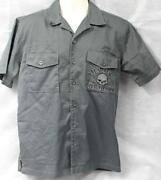 Harley Davidson Work Shirt