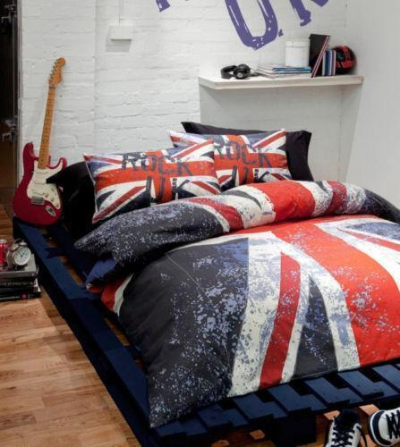 Union Jack Bedding Ebay