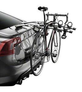 Thule Trunk Bike Rack Ebay