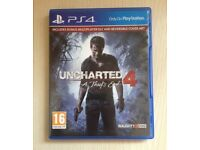 Uncharted 4 A Thief's End [DLC Unused] PS4