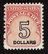 Postage Due Stamps