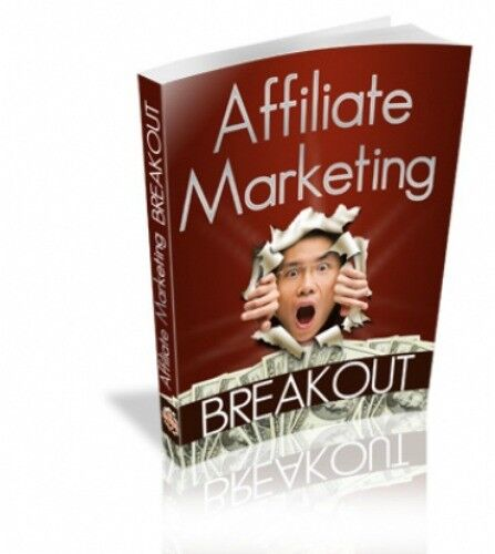 Affiliate Marketing Breakout PDF eBook with Full resale rights!