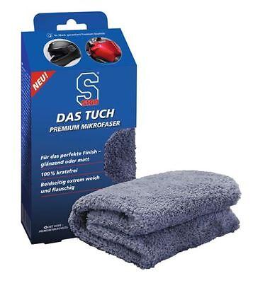 "S100 DR. WACK ""Das Tuch"" Premium Mikrofaser ca 40 x 40 cm"