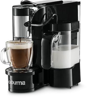 Gourmia GCM5500 - 1 Push Auto. Espresso Cappuccino & Latte Maker Coffee Machine