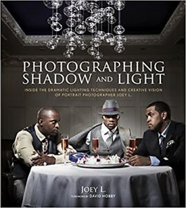 Like New Photographing Shadow and Light Book
