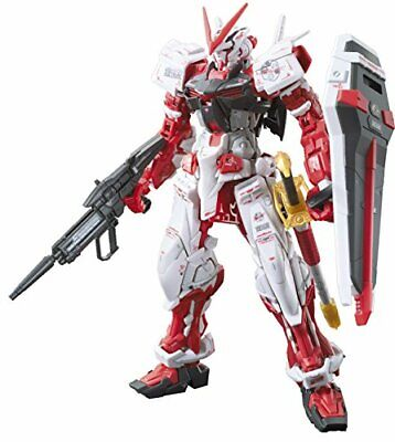 BANDAI RG 1/144 MBF-P02 GUNDAM ASTRAY RED FRAME Model Kit Gundam SEED