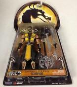 Mortal Kombat Shaolin Monks Toys