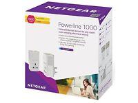 NETGEAR powerline kit pass through