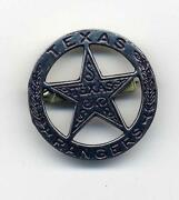 Texas Ranger Star